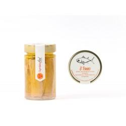 Tonno in Olio Extravergine di Oliva Bio 130 gr